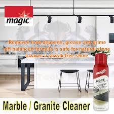 magic marble granite cleaner and polish polish your marble floor granite shiny
