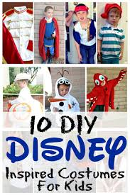 these 10 easy to make costumes are disney inspired dress your