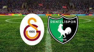 Galatasaray Yukatel Denizlispor maçı ne zaman saat kaçta ve hangi kanalda?