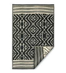 recycled plastic rugs round indoor outdoor plastic outdoor mats