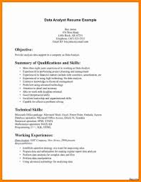 Bistrun : Data Scientist Resume Sample New Data Analytics Sample ...
