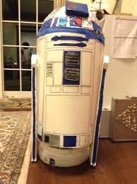 r2d2 trash can diy introduction how to make a homemade out of a trash can diy