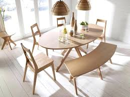 round to oval dining table oval dining table set for 6 modern oval dining table for