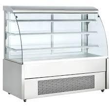 refrigerated display case refrigerated display case with shelves for s used refrigerated display case countertop