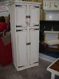 Antique Pantry Cabinet with More Custom Pieces RuffStuff Woodworking with  Kitchen Corner Pantry Cabinet with Wall
