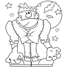 Small Picture 25 unique Halloween coloring pages ideas on Pinterest Halloween
