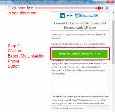 Is There A Useful Tool For Converting A Linkedin Profile Into A