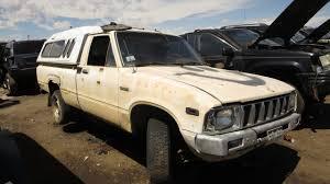 1983 Toyota Pickup Junkyard Find – Adobe Rust Repair Edition