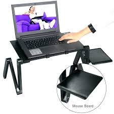 laptop desk with fan lap mouse pad for and best