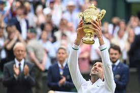 Factbox: Wimbledon men's singles champion Novak Djokovic