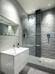 modern bathroom wallpaper elegant