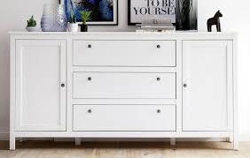 Kommode Sideboard Landhausstil Weiß Wohnzimmerschrank