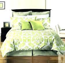 bedding collection light green comforter set king sets