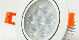 7w white light high power led