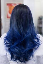 Best 25 Blue Balayage Ideas On Pinterest Color Ombre Hair