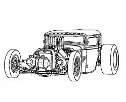 Small Picture hot rod truck coloring pages PHOTO 366227 Gianfredanet