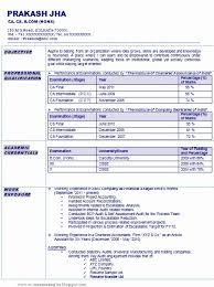 Senior Accountant Resume Sample India Best Of Here Are Resume