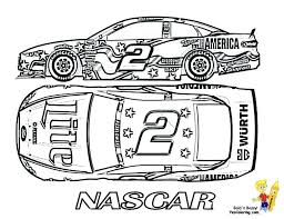 Top Race Car Coloring Pages For Your Little Ones Cars Nascar Home