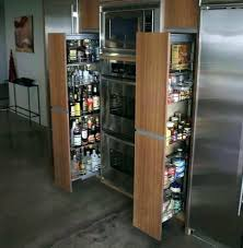 pull out pantry plans cabinet of kitchen slide free standing with shelves