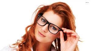 Tapety Tvář Ryšavý Jednoduché Pozadí Dlouhé Vlasy ženy S