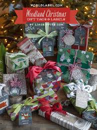 DIY Christmas Gift Tags With Scrapbook Paper Scraps And Free Cut Christmas Gift Tag Design