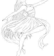 Nutcracker Ballerina Coloring Page Danielweb Me