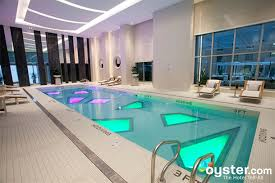 beautiful indoor pools.  Pools And Because Of Its Oftentimes Chilly Locale Guests Particularly Appreciate  The Beautiful Indoor Pool With Funky Art Decoinspired Fluorescent  Beautiful Indoor Pools SmarterTravel