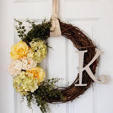 initial wreaths for front doorExtraordinary Country Wreaths For Front Door 16 For Home Wallpaper