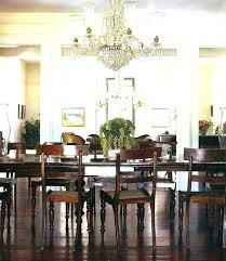 hanging chandelier over dining table hanging er over table s hang height to above dining hanging