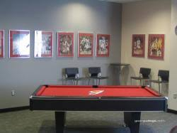 Stegeman Coliseum Interactive Seating Chart Womens Basketball Locker Room Official Athletics Site Of