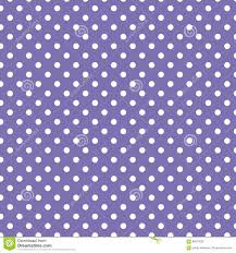 Light Purple And White Polka Dots Small White Polka Dots On Pastel Purple Stock Vector