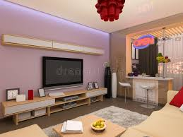 interior design living room drawings. Brilliant Living Download 3d Render Of The Interior Design Living Room In A Modern S  Stock Throughout Drawings I