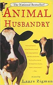 animal husbandry ca laura zigman books