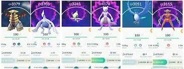 Pokemon Go Account Lv 40 Celebi Mewtwo 6 Legendary 100 Iv 600 Legendary Ebay