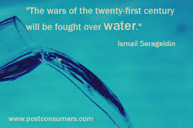 Water Quotes Awesome Wars Of Water Our Favorite Water Conservation Quotes Postconsumers