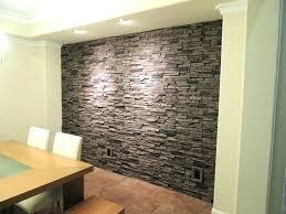 O Faux Brick Wall Panel Home Depot Interior Stone Panels Indoor Veneer