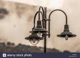 old style lighting. Interesting Old Old Street Lighting Broken Lamp Old Lights Mist  In Style Lighting E