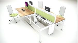 office desk cable management. Office Desk Cable Management Aura Bench Furniture A Modern Classic Tray