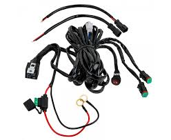 led light wiring harness relay and weatherproof switch dual led light wiring harness relay and weatherproof switch dual output dt connector super bright leds