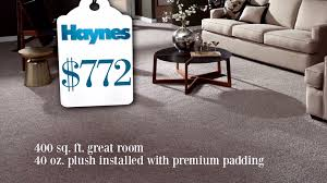 Haynes Furniture pare to Home Depot Lowes and Floor Trader