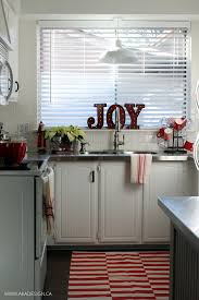 Christmas Kitchen Holiday Kitchen Tour Traditional Christmas Kitchen Palette Discover