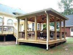 free standing deck plans free deck plans free standing deck plans open porch hip roof hall free standing deck plans