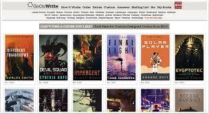 goonwrite premade book covers