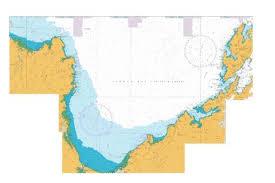Tasman Bay Nu Marine Chart Nz_nz614_1 Nautical Charts App