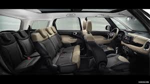 2014 fiat interior. 2014 fiat 500l living threerow seating interior wallpaper