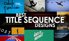 Best Title Design 8 Brilliant Movie Opening Credits You Cant Miss