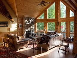 Luxury Log Cabin Style Family Ski Lodge HomeAway Newry