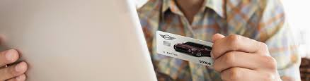the mini card exclusively yours enjoy promotional financing special benefitore