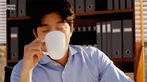 These gifs will help you wake up and smell the morning brew. Gong Yoo Coffee Gif Gongyoo Coffee Drinkingcoffee Discover Share Gifs Gong Yoo Gong Goong Yoo
