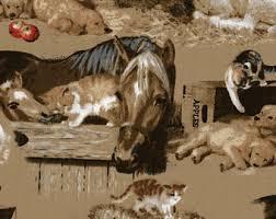 Horse fabric | Etsy &  Adamdwight.com